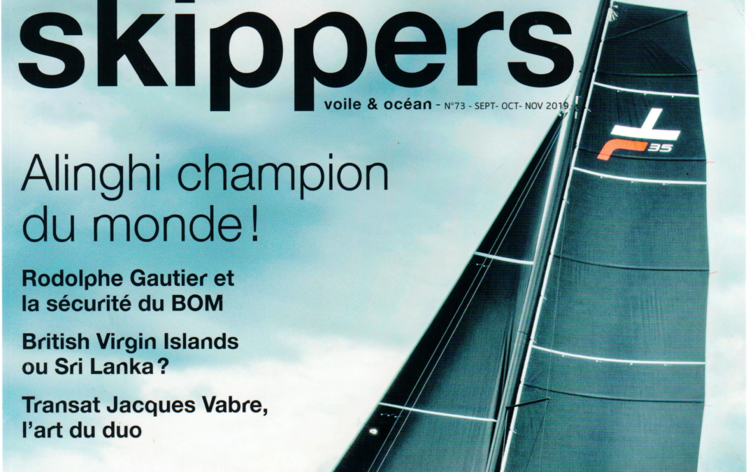 TF35 Article – Skippers mag