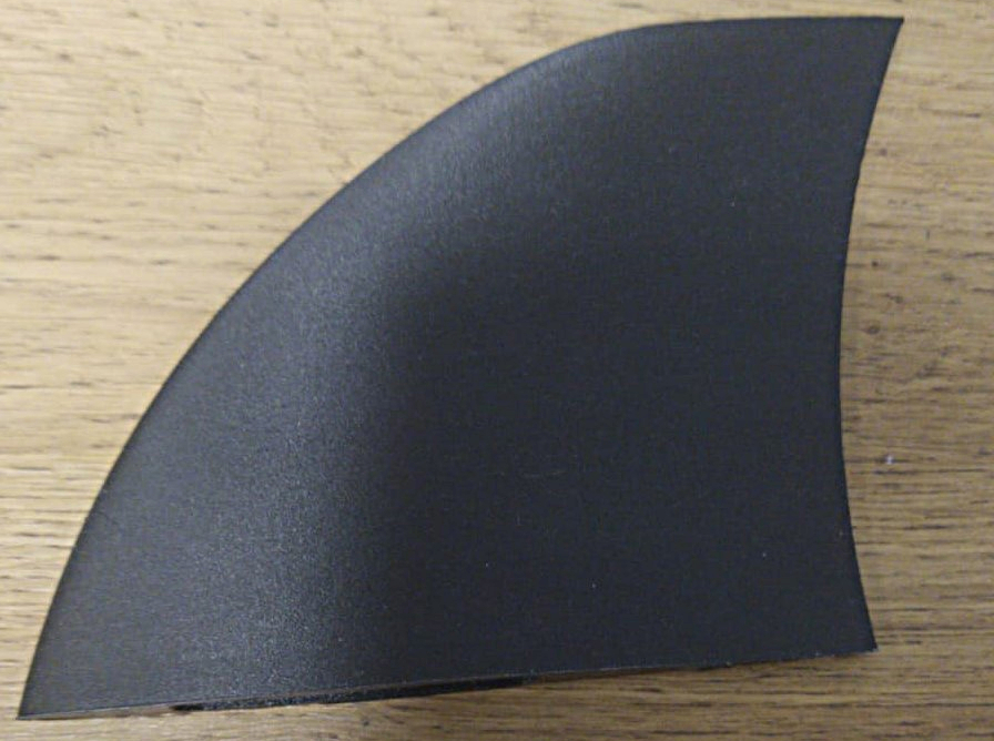 TF35 – 3D Printed spare tip and fairings